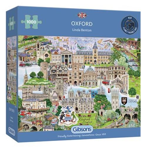 Puzzle: 1000 Oxford