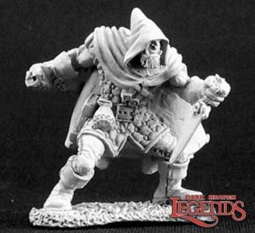 Metal Mini Reaper 03278: Rogan, Half Orc Thief