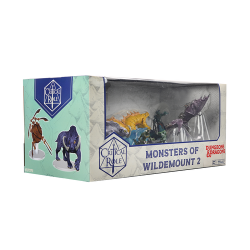 Critical Role Monsters of Wildemount: Box Set 2