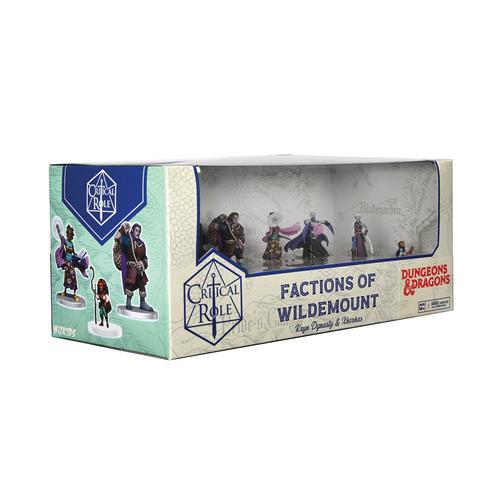 Critical Role Factions of Wildemount: Kryn Dynasty & Xhorhas Box Set