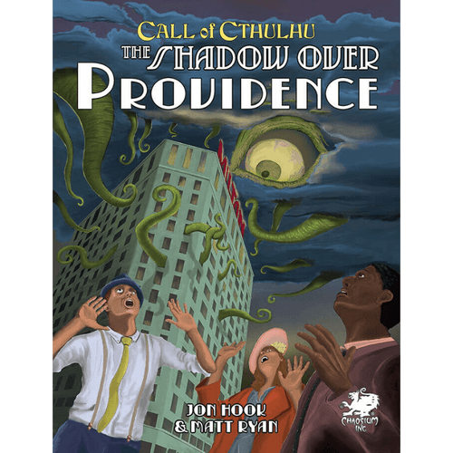 Call of Cthulhu 7E: The Shadow over Providence