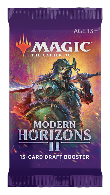 Magic the Gathering: Modern Horizons II Draft Booster