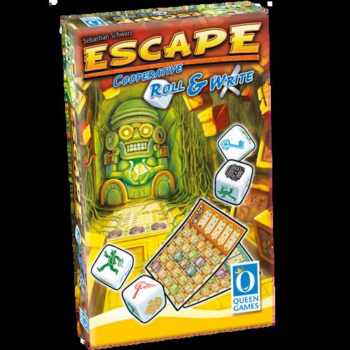 Escape: Roll and Write