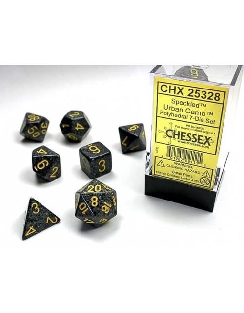 CHX 25328: Speckled Urban Camo