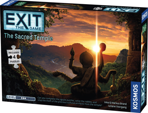 Exit: The Sacred Temple Puzzle