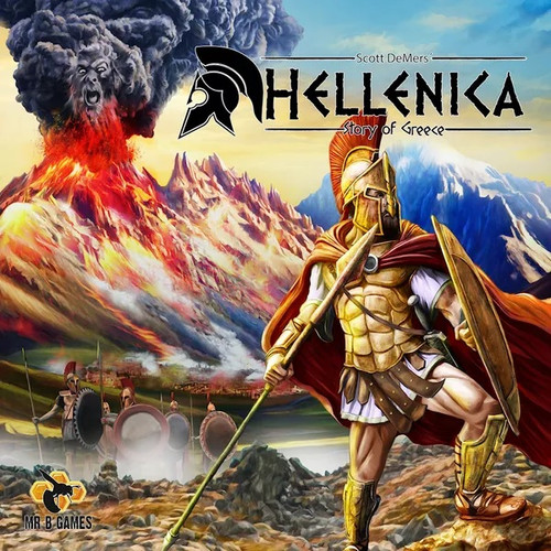 Hellenica: A Story of Greece
