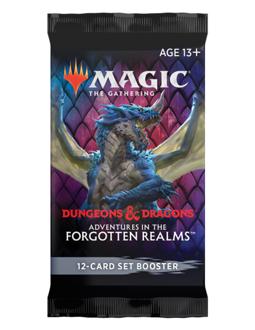 Magic the Gathering: Forgotten Realms Set Booster