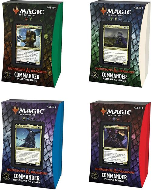 Magic the Gathering: Forgotten Realms Commander