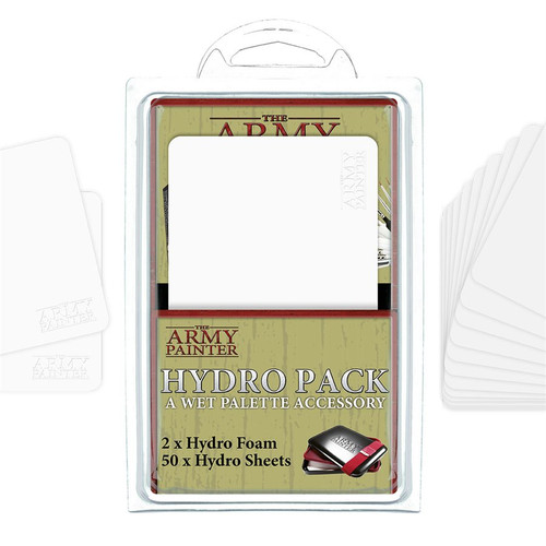 Army Painter: Hydro Pack Wet Palette Refill Set
