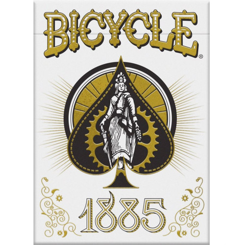 Bicycle Playing Cards - 1885