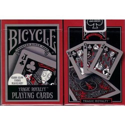 Bicycle Playing Cards - Tragic Royalty