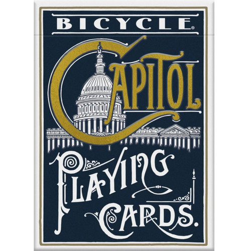 Bicycle Playing Cards - Capitol