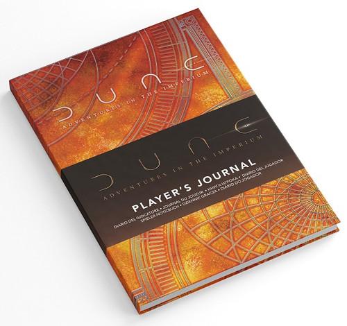 Dune RPG: Players Journal