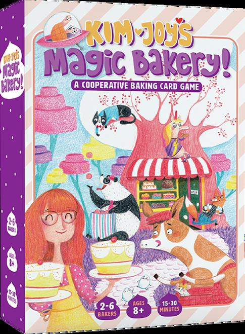 Kim Joy's Magic Bakery