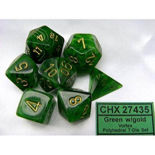 CHX 27435: Vortex Green Gold