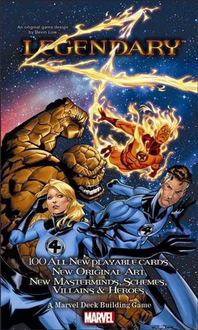 Marvel Legendary: Fantastic Four