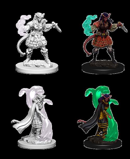 Mini Tiefling Female Sorcerer Nolzur WV4