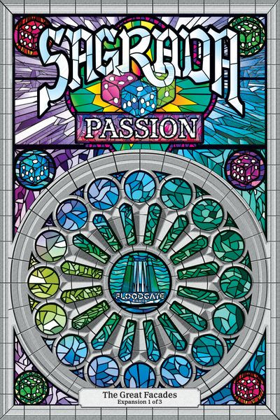 Sagrada: The Great Facades Passion Expansion