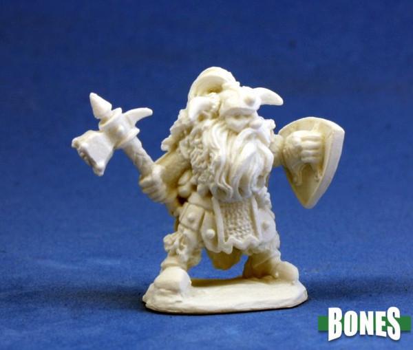 Reaper 77011: Fulumbar, Dwarf Warrior