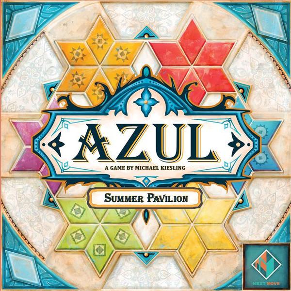 Azul Summer Pavillion