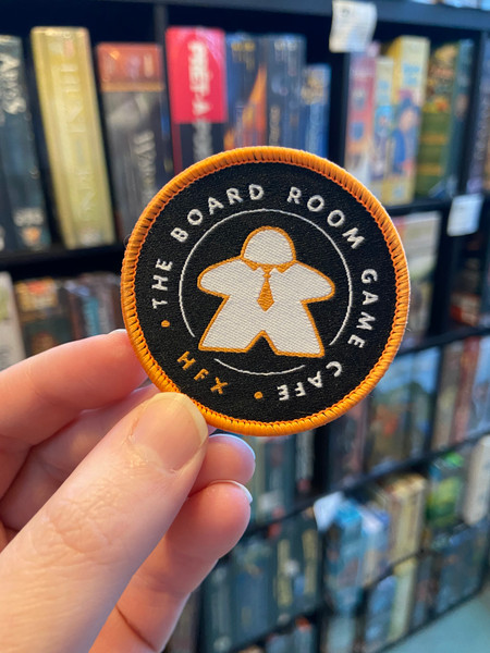 Board Room Patch (2in)