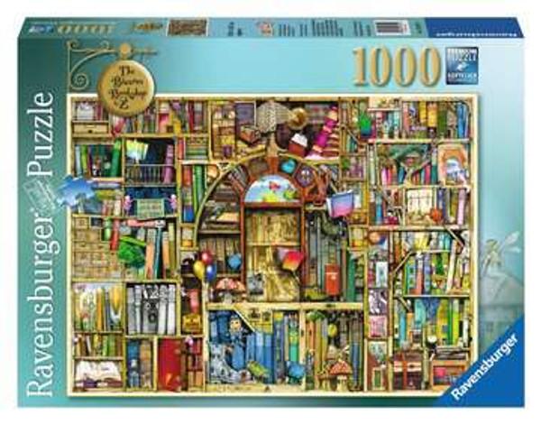 Puzzle: 1000 The Bizarre Bookshop No. 2