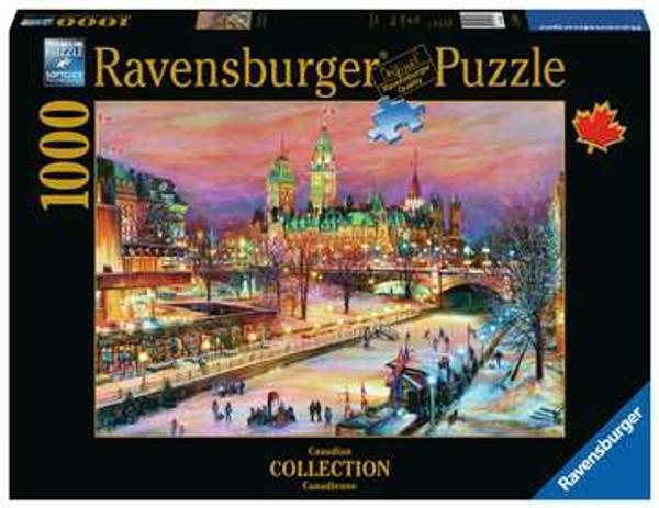Puzzle: 1000 Ottawa Winterlude Festival