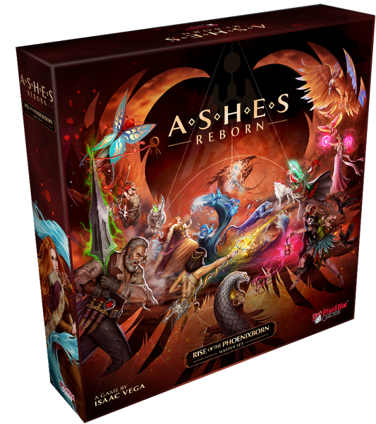 Ashes Reborn Rise of the Phoenixborn