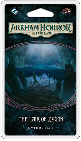 Arkham Horror LCG: The Lair of Dagon