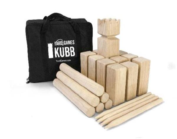 Yard Games: Kubb