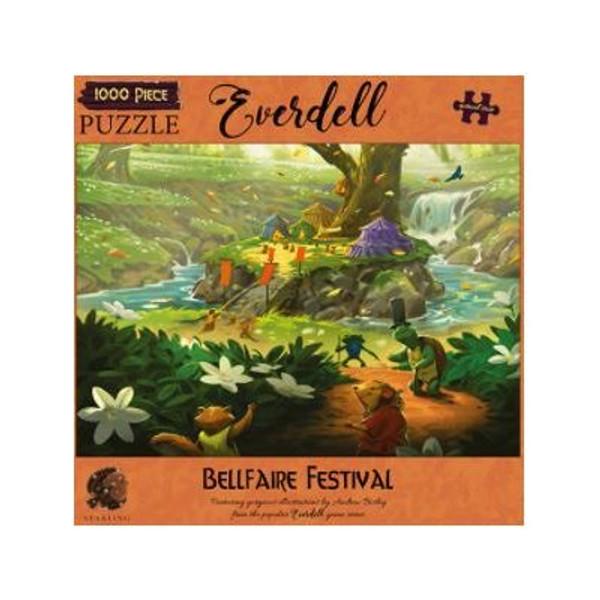 Puzzle: 1000 Bellfaire Festival