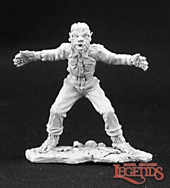 Metal Mini Reaper 03250: Classic Horror The Wolfman