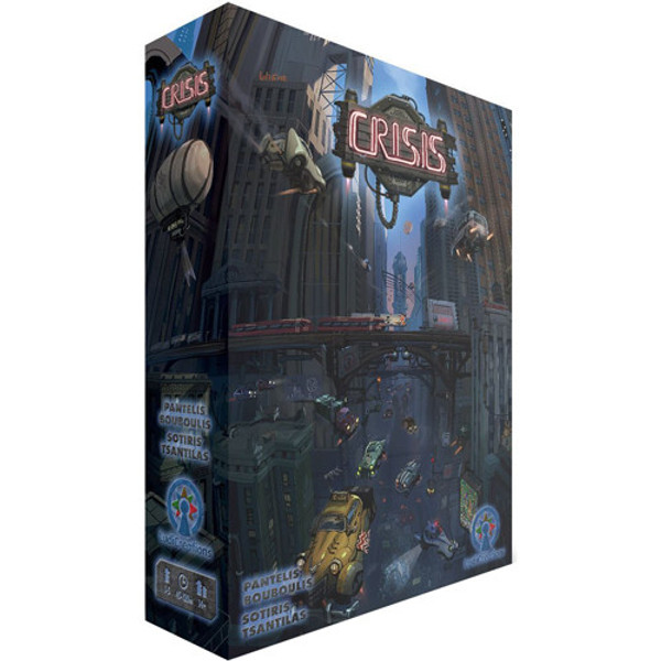 Crisis Deluxe Edition