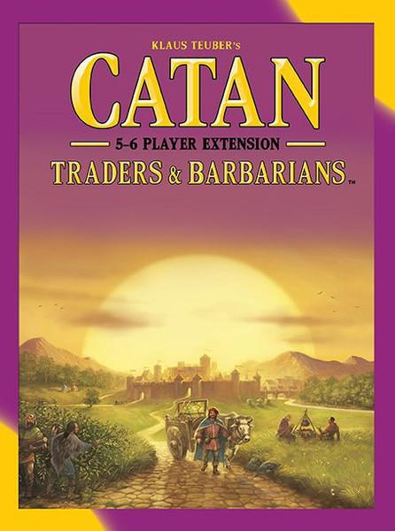 Catan: Traders and Barbarians 5/6