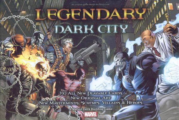 Marvel Legendary: Dark City