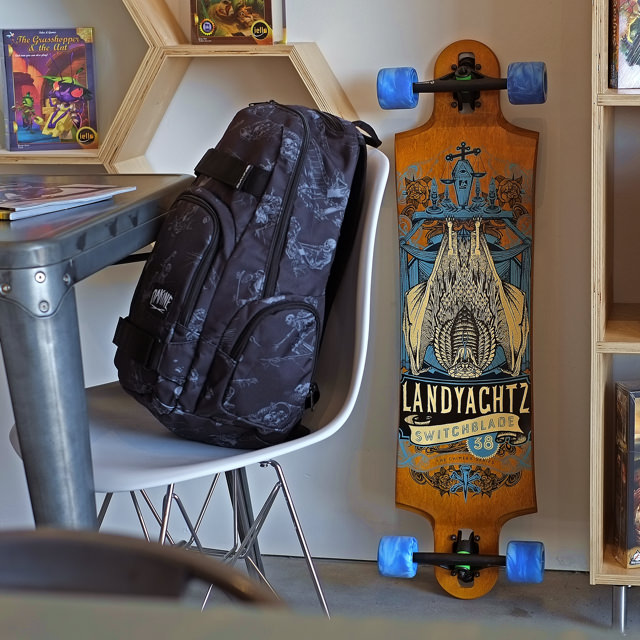 Modern Board Shop The Longboard Store