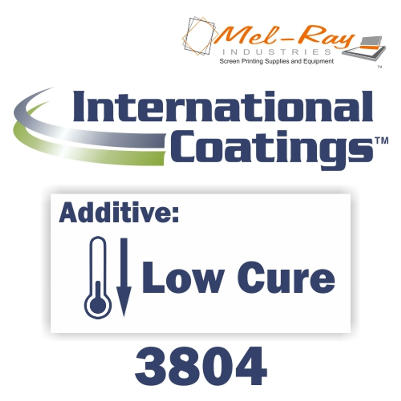 International Coatings 3804NP Low Cure Additive for