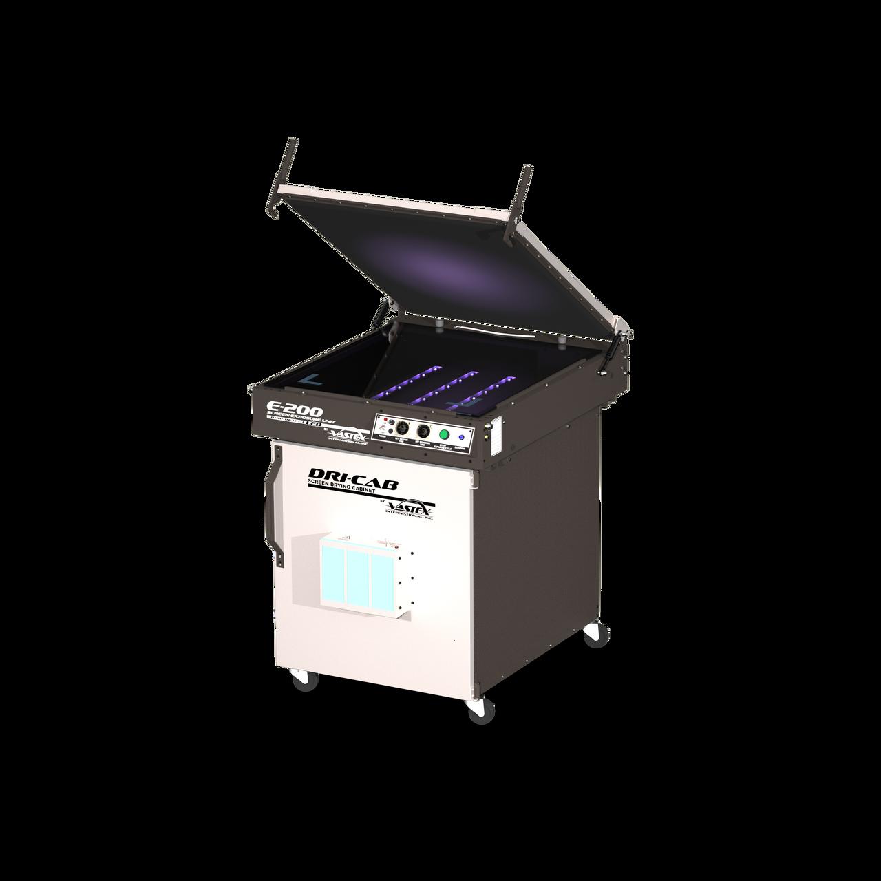 Vastex E-200 LED Screen Printing Exposure Unit