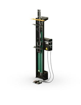 Vastex C-1000 Semi-Automatic Screen Coater