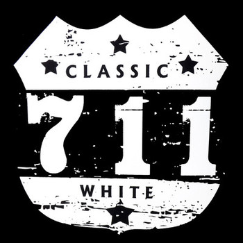 711 Lo-Bleed Classic White