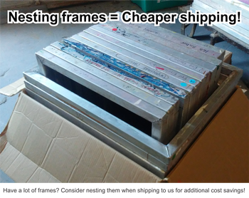 20x24 Restretch Screen with 173 Mesh