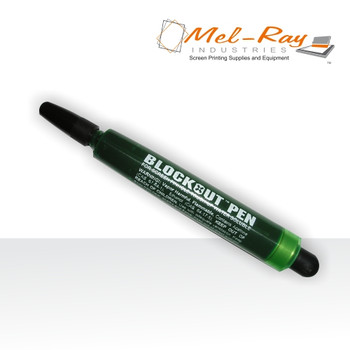 Blockout Pen, Green