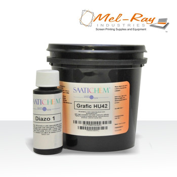 Grafic HU42 Dual Cure Emulsion