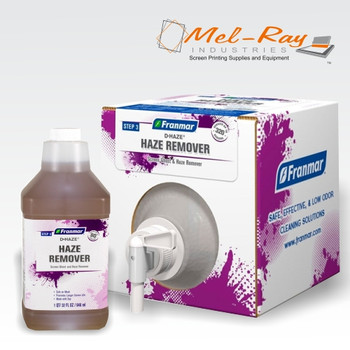 Franmar Haze Remover and Degreaser (D-Haze)