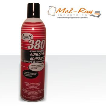 Camie 380 Mist Adhesive