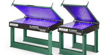 Vastex E-2000 LED Exposure Unit 25x36