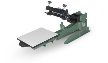 Vastex V-2000HD Tabletop 1 Station 1 Color Press