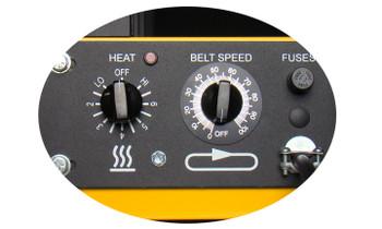 Vastex D-100 Infrared Conveyor Dryer