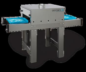 CD205 Compact Conveyor Dryer (115V or 220V) (60-70 P/H)