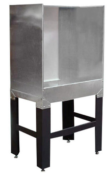 Workhorse Single Wide Wash-It Booth